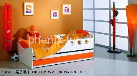 Children Bunk Bed 1