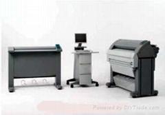 奥西TDS320数码工程复印机