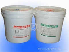 供应加成型双组份阻燃导热加热固化灌封硅胶