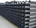 灰色PVC給水管材