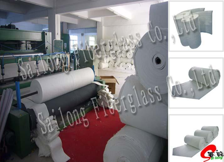 Glass Fiber Needle Mat