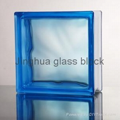 Color Glass Block