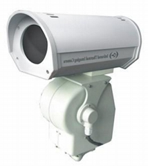 infrared thermal imaging camera, with PTZ, for long distance surveillance use