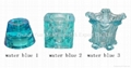 Different kinds of Blue Original Color Glass Lamp Shade