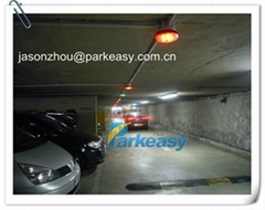 Parking Guidance System--Looking for Agent
