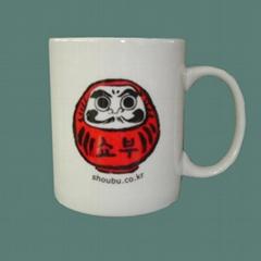 陶瓷禮品廣告杯
