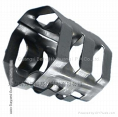 metallic ring tower packing