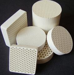 工业用蜂窝陶瓷载体