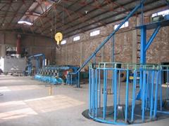 铝杆连铸连轧生产线