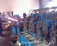 铜杆连铸连轧生产线