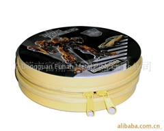 CD tin zipper box