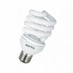New Half Spiral Energy Saving Lamp
