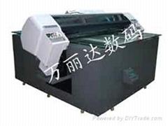 万丽达万能打印机完善售后服务!