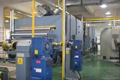 PVC皮带制造机