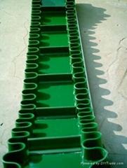 裙变挡板输送带PVC系列