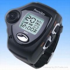 手表对讲机