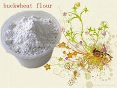 pure buckwheat flour