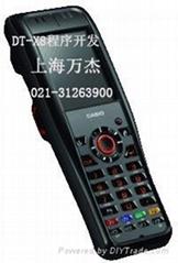 卡西欧CASIO DT-X8新品数据采集器