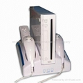 Wii Multi-function charging Dock