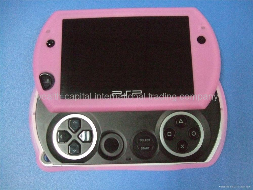 Silicone Case for PSP GO 1