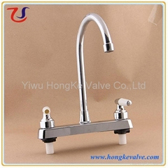 ABS Swan Neck Wash Basin Faucet