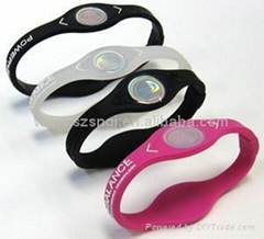 Power balance silicone silicone band