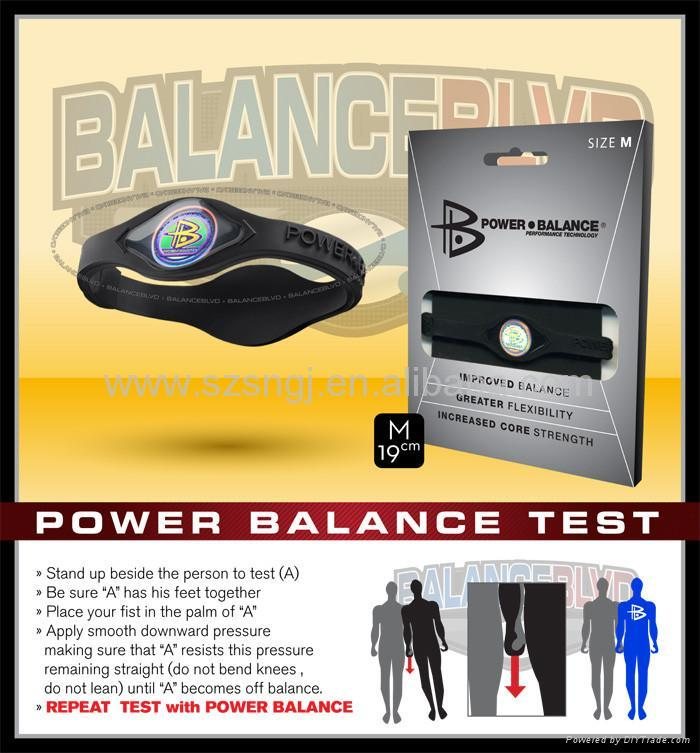 Power balance silicone silicone band  3