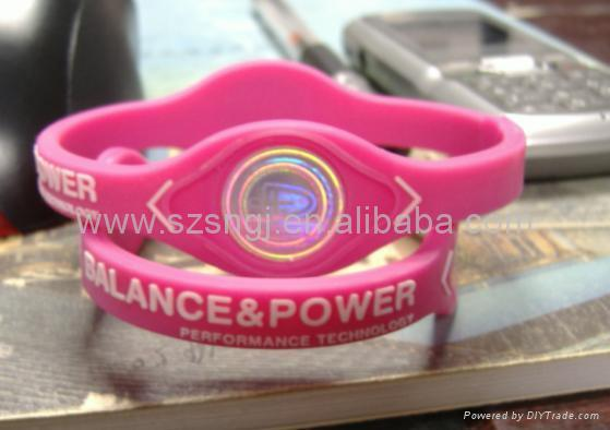 Power balance silicone silicone band  4