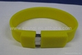 Silicone band USB flash drive USB flash