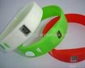 宽带硅胶手表 5