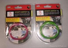 silicone watch fashion watch sport watch