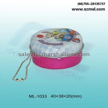 gum box mint box medicine box slide tin box 5