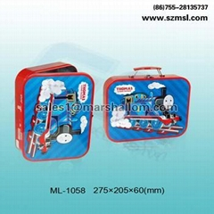 Lunch box convenient box biscuit box tin box