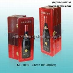 cigarette box  wine box