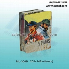 DVD box  VCD box CD case  CD holder
