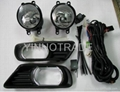 FOG LAMP OF CAMRY 2007