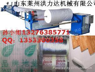 EPE珍珠棉設備 2