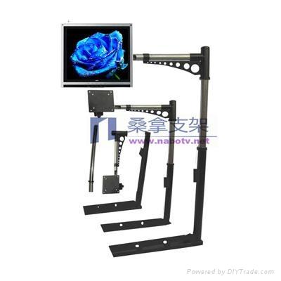 桑拿液晶电视支架 3