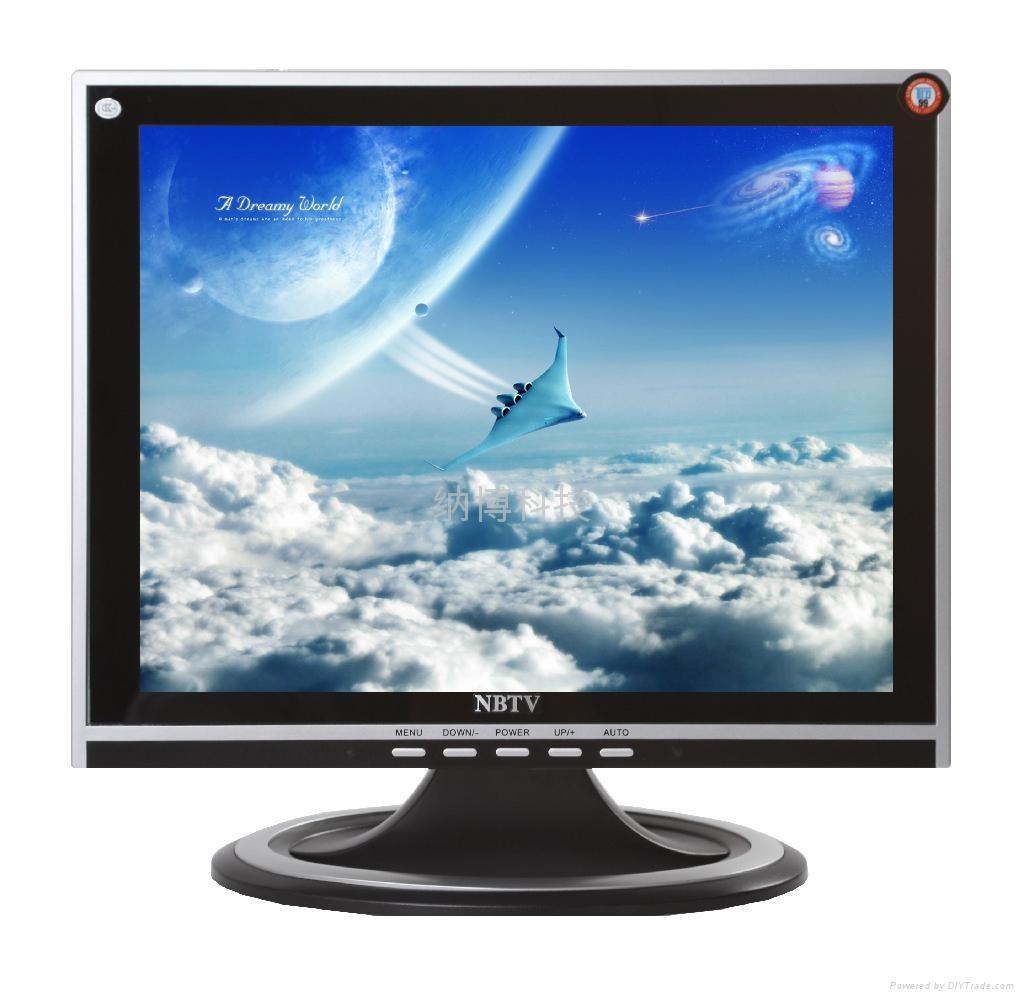 桑拿液晶電視NT1508 1