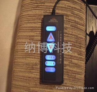 昆明足療沙發控制面板 1