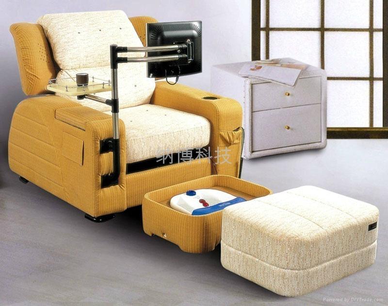 昆明足療沙發控制面板 3