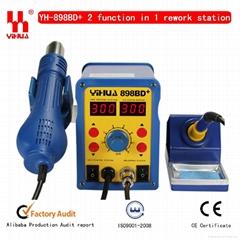 YIHUA 898BD+ soldering station