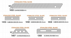 Stainless Steel Blade