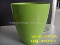 Biodegradable flower pot SHY-5A