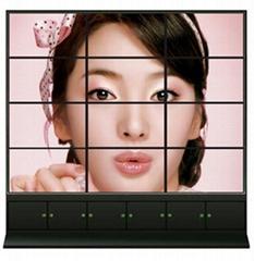泰安滨州枣庄三星超窄边液晶拼接墙无缝液晶拼接墙