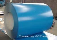 PPGI,Prepainted galvanized steel coil
