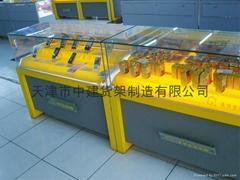 天津手機展櫃