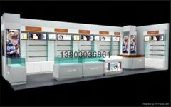 天津化妝品展櫃