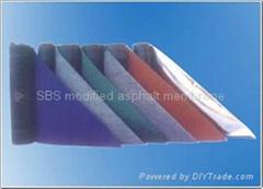 SBS 改性瀝青防水卷材