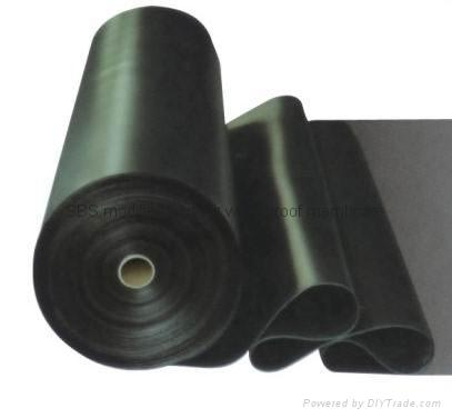 Sbs Modified Asphalt Waterproof Membrane Jianda China